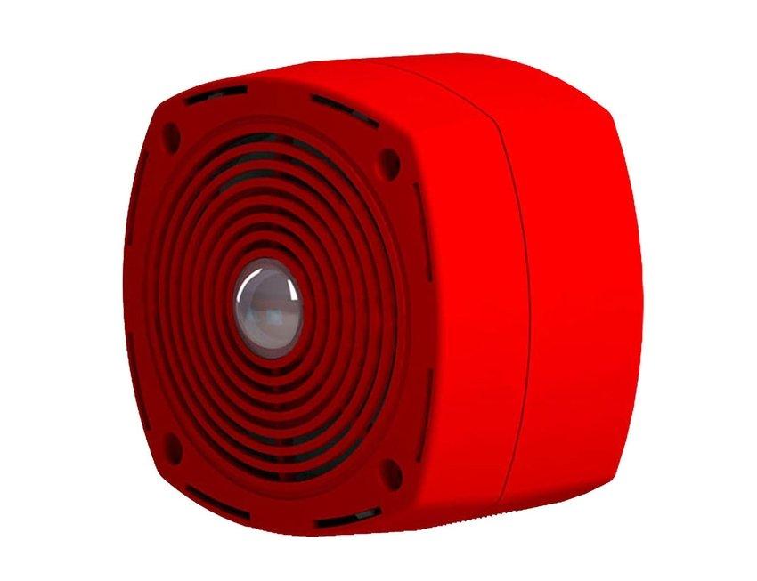 Siren With Option Flash Phon Tn009 Argina Technics